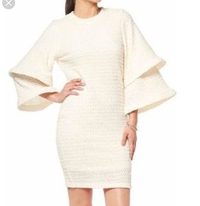 Nwt gracia bell sleeve dress